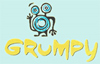 Grumpy Logo - In Association with Fi Smith Arts